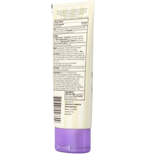 Buy Aveeno Baby Continuous Protection Sunscreen with Broad Spectrum SPF 50 for Sensitive Skin, 207ml online with Free Shipping at Baby Amore India, Babyamore.in