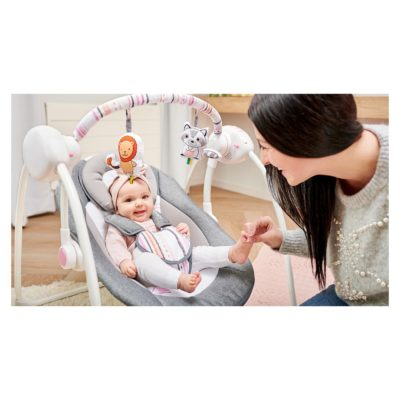 Buy Lionelo Ruben Swinging Chair online with Free Shipping at Baby Amore India, Babyamore.in