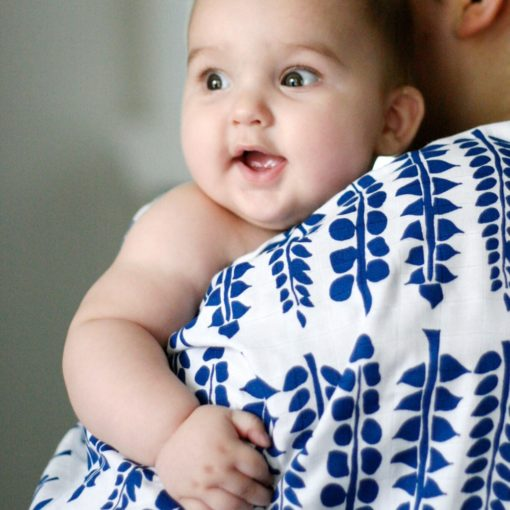 Buy Tiny Lane Super Soft Bamboo Cotton Swaddles, Pack of 2 online with Free Shipping at Baby Amore India, Babyamore.in