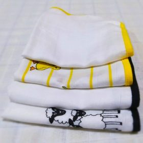 Buy Tiny Lane Super Soft Bamboo Cotton Washclothes online with Free Shipping at Baby Amore India, Babyamore.in