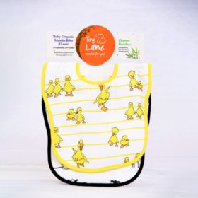 Buy Tiny Lane Super Soft Bamboo Duck and Sheep Combo Cotton Bibs online with Free Shipping at Baby Amore India, Babyamore.in