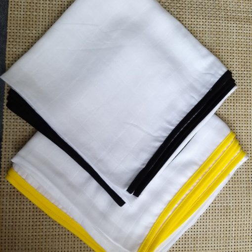 Buy Tiny Lane Super Soft Classic White Bamboo Cotton Swaddles online with Free Shipping at Baby Amore India, Babyamore.in